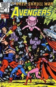 Kree/Skrull War Starring the Avengers #2, NM- (Stock photo)