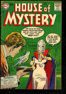 House of Mystery #66 (1957)