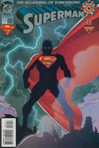 Superman (2nd Series) #0 VF/NM; DC | save on shipping - details inside