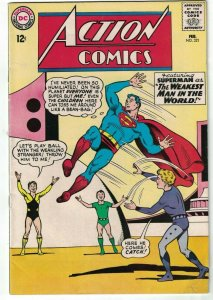 Action Comics #321 VG; DC | low grade comic - save on shipping - details inside