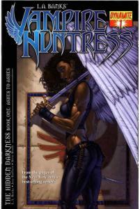 Vampire Huntress (La Banks'…) #1 VF/NM; Dynamite | save on shipping - details in