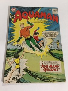Aquaman 6 Vg/Fn Very Good/Fine 5.0 Foxing DC Comics Silver Age