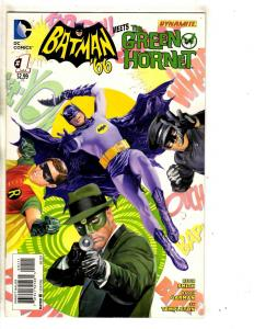 6 DC Comics Batman Green Hornet 1 Firstwave 1 Animaniacs 3 Doc Savage 1 (3) J291