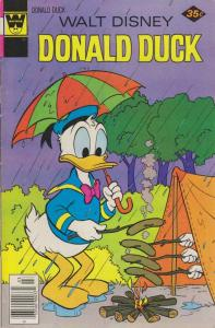 Donald Duck (Walt Disney's…) #193A FN; Dell | save on shipping - details inside