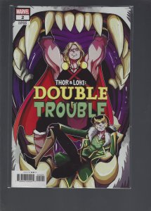 Thor And Loki: Double Trouble #2 Variant