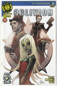 Oblivion #1 April 2016 Action Lab Comics