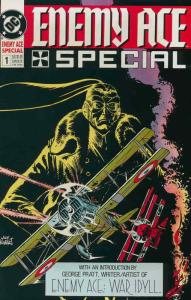 Enemy Ace Special #1 VF; DC | save on shipping - details inside