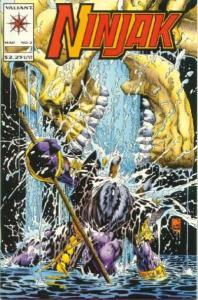Ninjak (1994 series) #2, NM + (Stock photo)