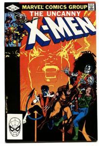 X-MEN #159 comic book 1982-MARVEL-NICE ISSUE! NM-