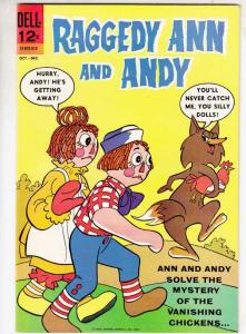 Raggedy Ann and Andy #2 (Oct-65) NM Super-High-Grade Raggedy Ann, Andy, Marcella