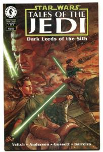 Star Wars: Tales of the Jedi-Dark Lords of the Sith #1 1994-comic book NM-