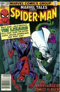 Marvel Tales (1964 series) #143, VF+ (Stock photo)