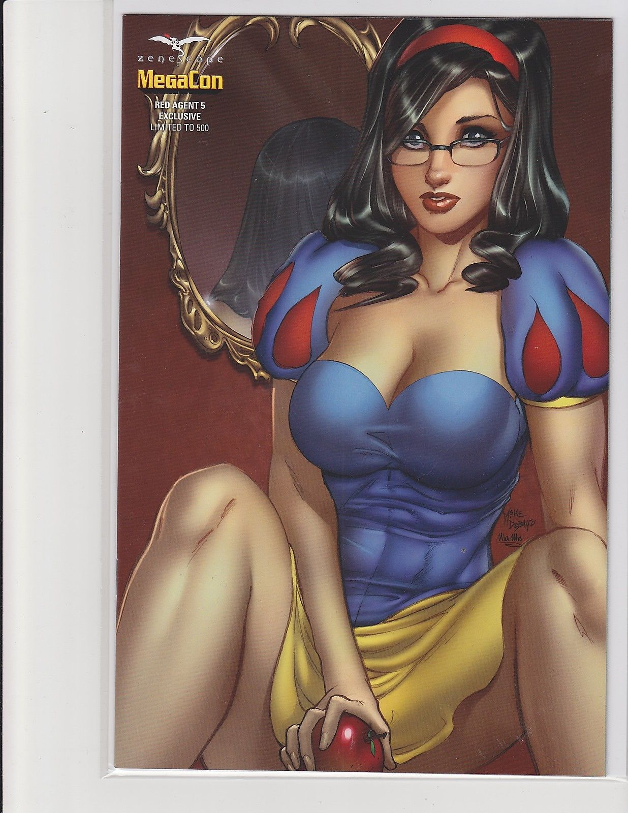 Wonderland Annual 2012 Cover A Zenescope NM Sejic