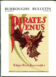 Burroughs Bulletin - New Series #51 2002- Pirates of Venus Stout VF