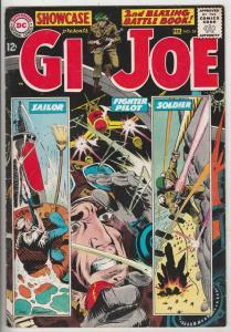 Showcase #54 (Feb-65) FN/VF Mid-High-Grade G.I. Joe