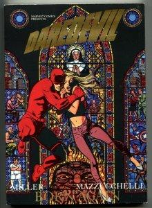 Daredevil: Born Again Trade Paperback 1987 Frank Miller Marvel