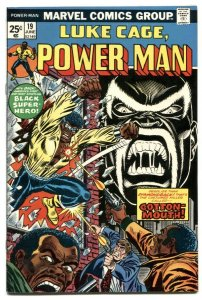 POWER MAN #19 1973-First appearance of CORNELL COTTONMOUTH -NM-