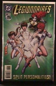 Legionnaires #39 (1996)