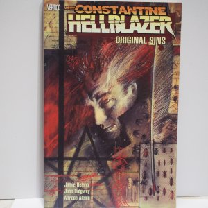 Hellblazer: Original Sins #1 (1992) Very Fine TPB