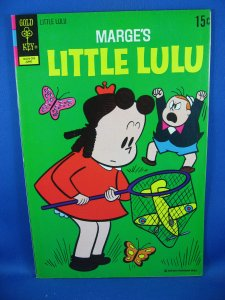 MARGES LITTLE LULU 205 VF NM 1972