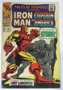 TALES OF SUSPENSE (1959-1968) 95 G-VG Nov. 1967