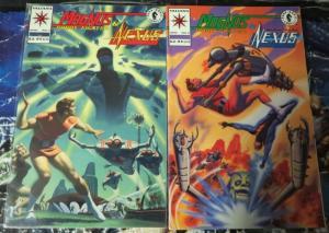 MAGNUS & NEXUS (1993 VL/DH) 1-2