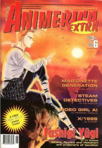 Animerica Extra (Vol. 3) #6 FN; Viz | save on shipping - details inside