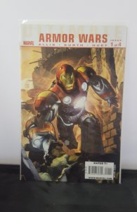 Ultimate Comics Armor Wars #1 (2009)