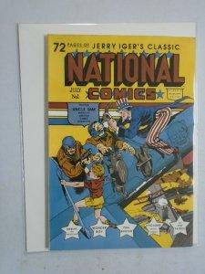 Jerry Iger's National Comics #1 6.0 FN (1985 Blackthorne)