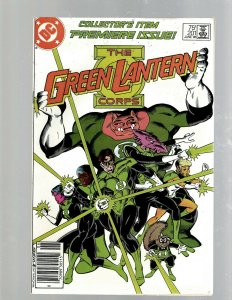 The Green Lantern Corps # 201 NM DC Comic Book 1st Kilowog Appearance  SB5