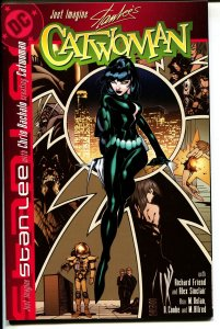 Just Imagine Stan Lee with Chris Bachalo creating Catwoman-