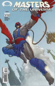 Masters of the Universe (Vol. 2) #3A VF/NM; Image | save on shipping - details i