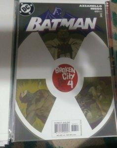 Batman #623  2003 DC COMICS  broken city PT 4  AZZARELLO