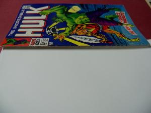 THE INCREDIBLE HULK #103 OCT 1968 (9.0 VF/ NM) 1st app Space Parasite Key issue