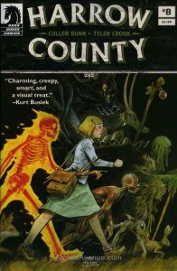 Harrow County #8 VF/NM; Dark Horse | save on shipping - details inside
