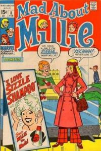 Mad About Millie #8, Good- (Stock photo)