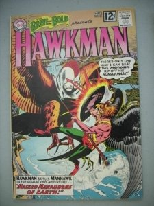 BRAVE AND BOLD 43 VG+ Hawkman