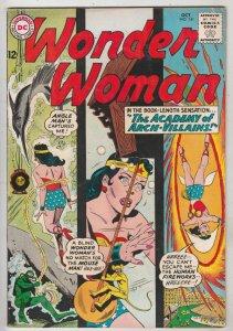 Wonder Woman #141 (Oct-63) FN/VF Mid-High-Grade Wonder Woman