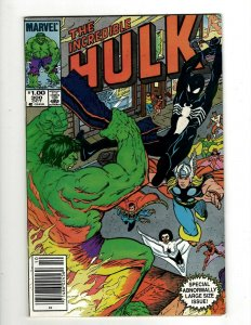 12 Incredible Hulk Comics #300 301 302 306 307 308 311 312 314 315 316 317 GB2