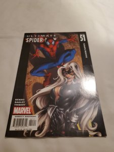 Ultimate Spider-Man 51 Very Fine+ Cover by Mark Bagley