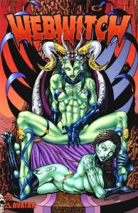 Webwitch (Tim Vigil's…) Ashcan #1 VF/NM; Avatar | save on shipping - details ins