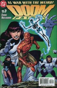 DC DOOM PATROL (2004 Series) #3 NM