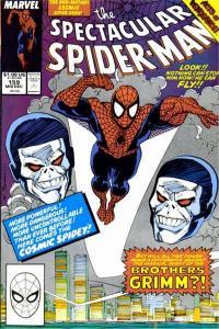 Spectacular Spider-Man (1976 series) #159, NM-