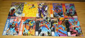the Visitor #1-13 VF/NM complete series + vs the valiant universe #1-2 set lot