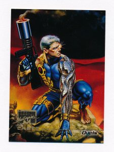 1996 Marvel Masterpieces #55 Cable