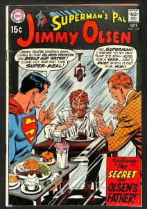 Superman's Pal, Jimmy Olsen #124 (1969)