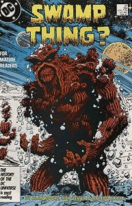 Swamp Thing (2nd Series) #57 FN; DC | save on shipping - details inside