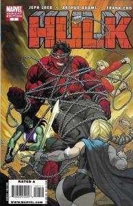 HULK #7 Variant, VF/NM, Jeph Loeb, Art Adams Frank Cho, 2007 2008, more Hulk in