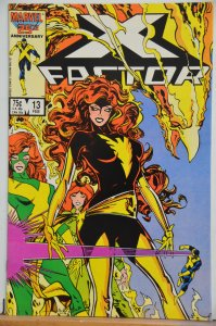 X-Factor #13 (1987) Great Cover !!