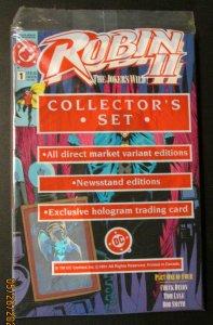 Robin II #1 Comic Book Set Joker's Wild